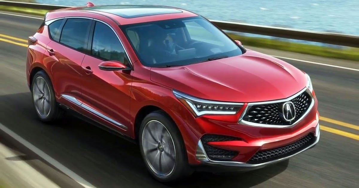 Acura Suv 2016 >> 2019 Acura RDX: First Photos Of Restyled Luxo SUV