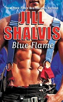 Book Review: Blue Flame, by Jill Shalvis, 4 stars
