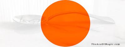 Uri Geller & the Orange Spot.