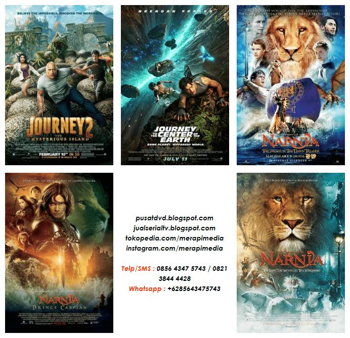 Warrior Of The Dawn Srt Indo: Jual Koleksi Film Journey Dan The Chronicles Of Narnia
