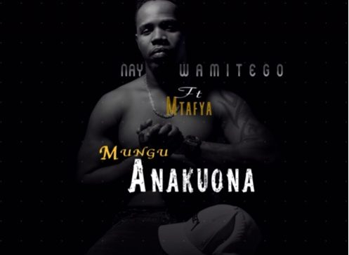 Audio Nay Wa Mitego ft Mtafya - MUNGU ANAKUONA Mp3 Download