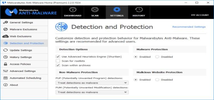 Malwarebytes Anti-Malware serial Key