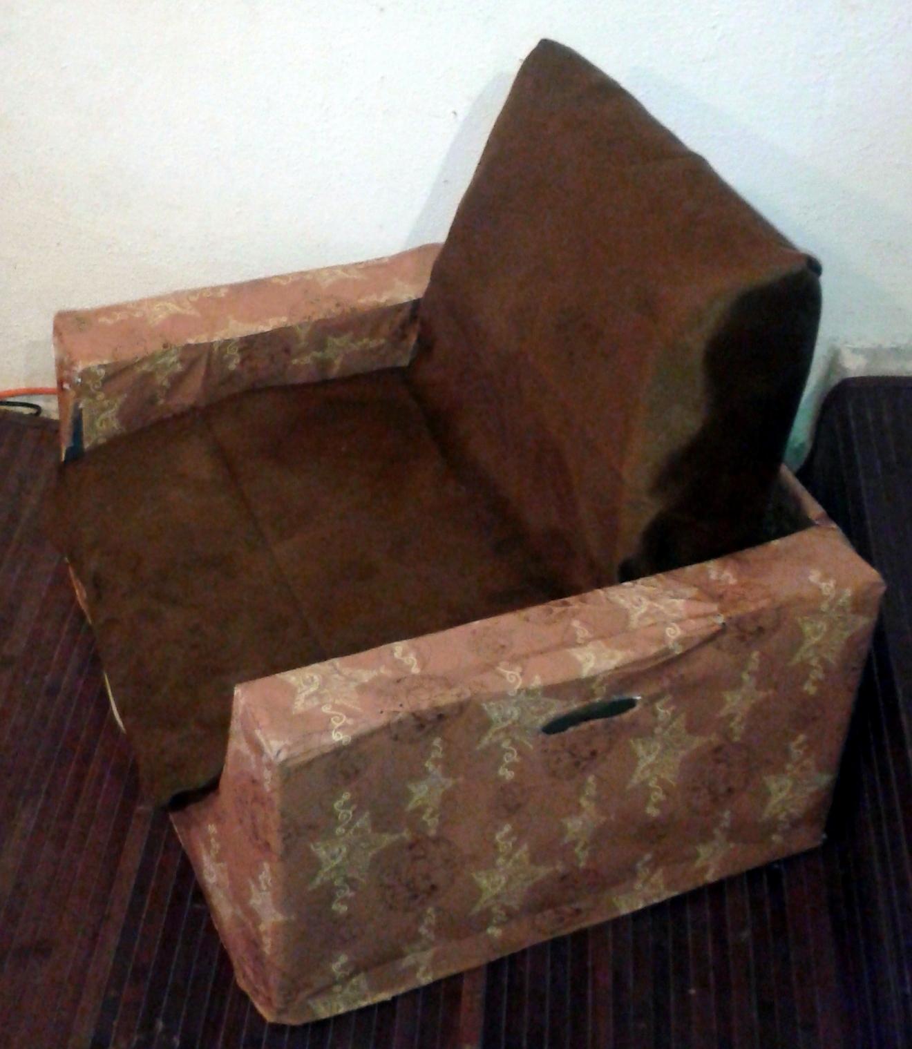 Como Hacer Muebles Con Materiales Reciclados Latest Con  # Muebles Hazlo Tu Mismo Reciclaje