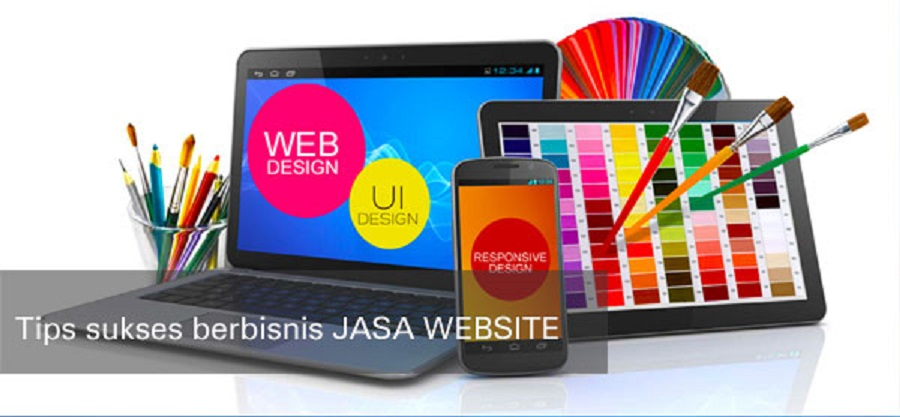 Bisnis Jasa Pembuatan Website