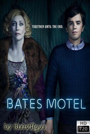 Bates Motel Temporada 5 [720p] [Latino-Ingles] [MEGA]