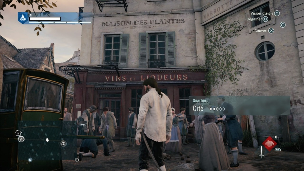 The United Federation of Charles: Assassin's Creed: Unity ...