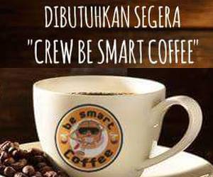 Lowongan Kerja CREW di Be Smart Coffee