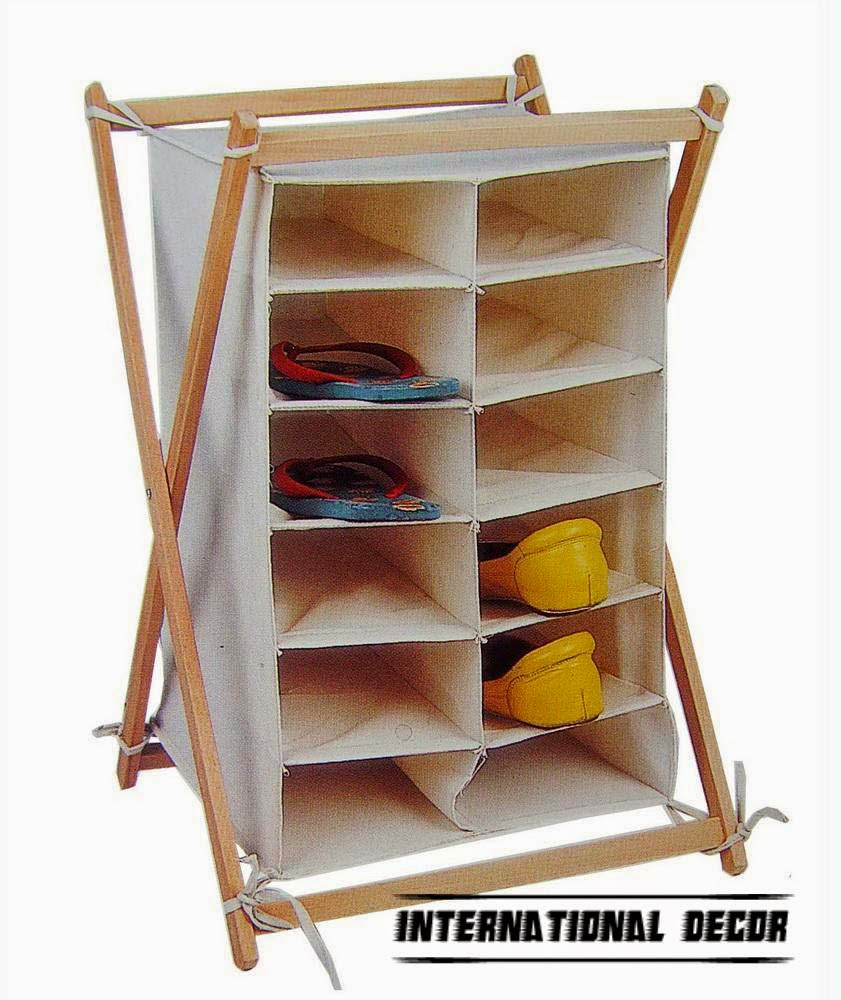 21 Amazing Shelf Rack Ideas For Your Home: 20 Creative Shoe Racks With Unique Designs