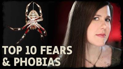 Top 10 Phobias