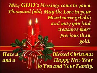 Merry Christmas 2017 Special Blessing Wishes images and messages | Xmas 2017 greetings