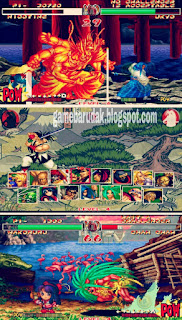 Free Download Samurai Shodown 2 Apk+Data