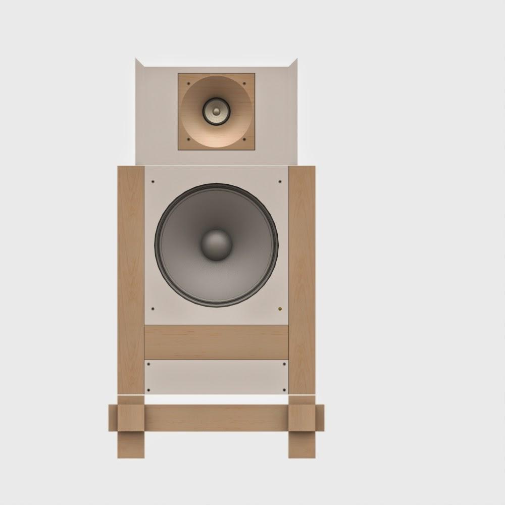 Build A Single Driver Open Baffle Speaker - mainegiza