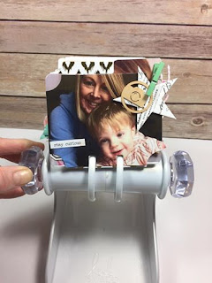 Cutting Photos into Shapes with your Cricut Explore