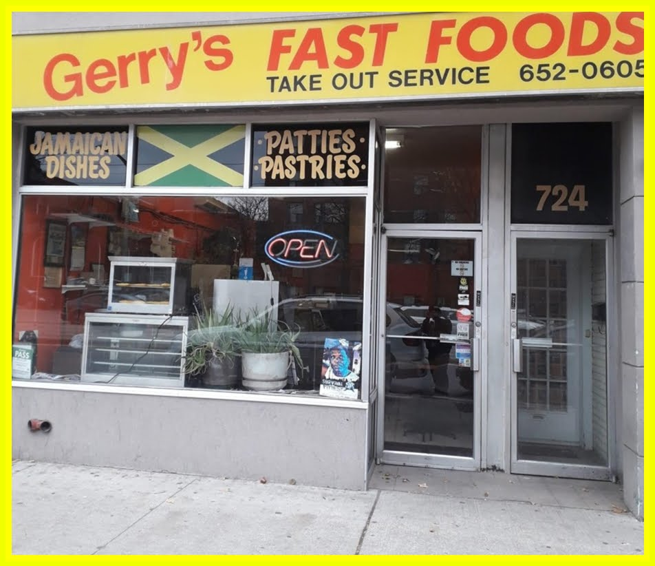 Gerry's Fast Foods
