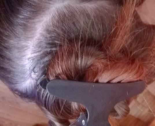 Wasze włosy u Mysi. Usuwanie kontrastów