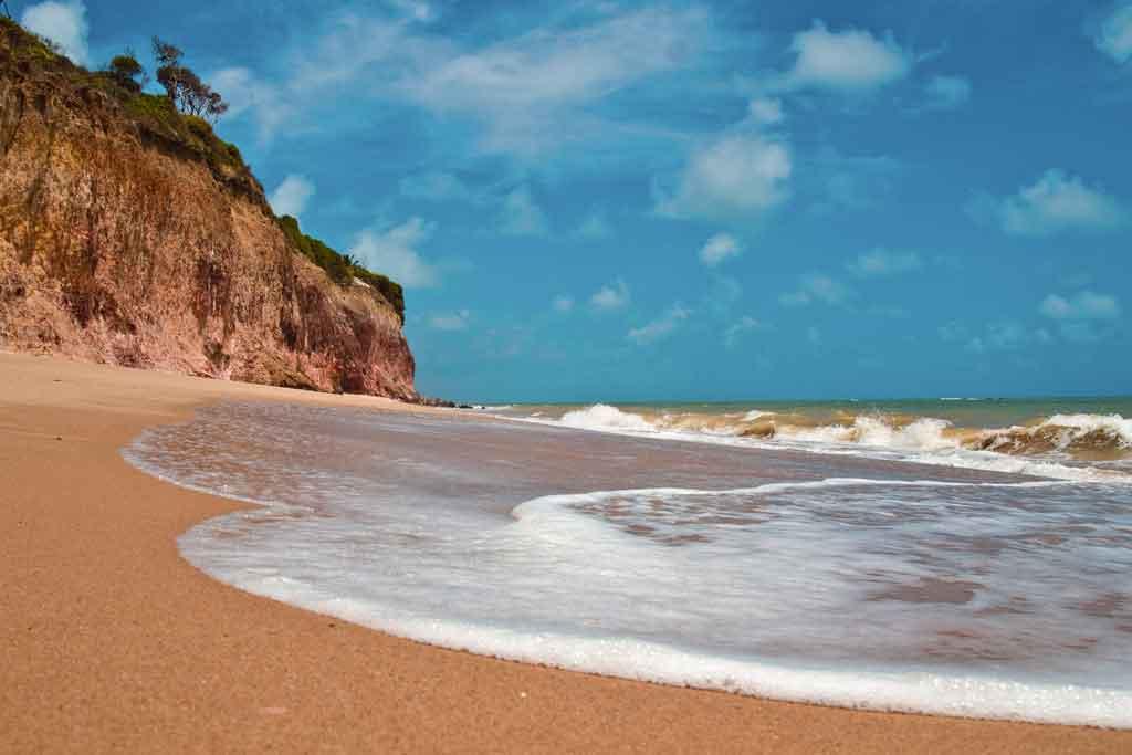 João Pessoa: Praia do Seixas