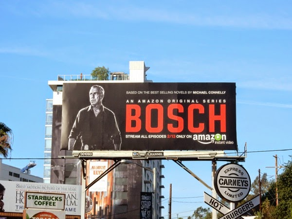 Bosch season 1 billboard
