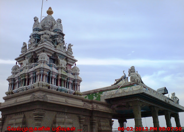 Tiruthangal Murugan Temple