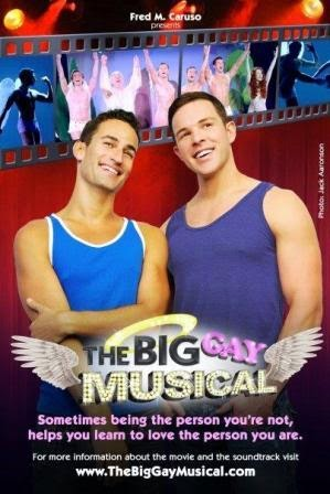 The big gay musical, film