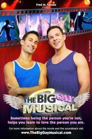 The big gay musical, film