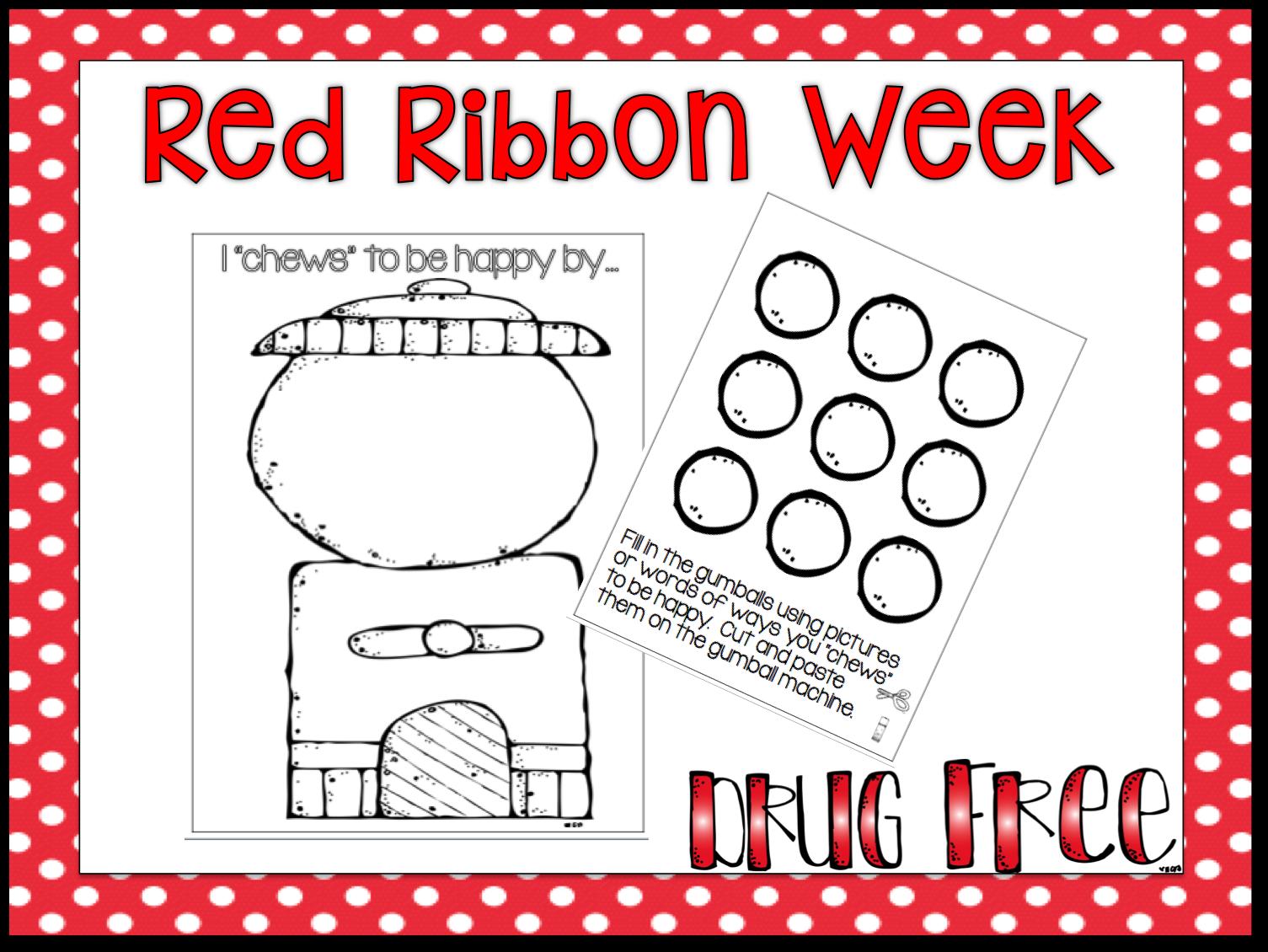 Worksheet Red Ribbon Week Worksheets Grass Fedjp Worksheet Study Site