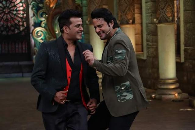 रवि किशन ने लिया कॉमेडियन कृष्णा अभिषेक से बदला | Comedian Krishna Abhishek Ravi Kishan took revenge