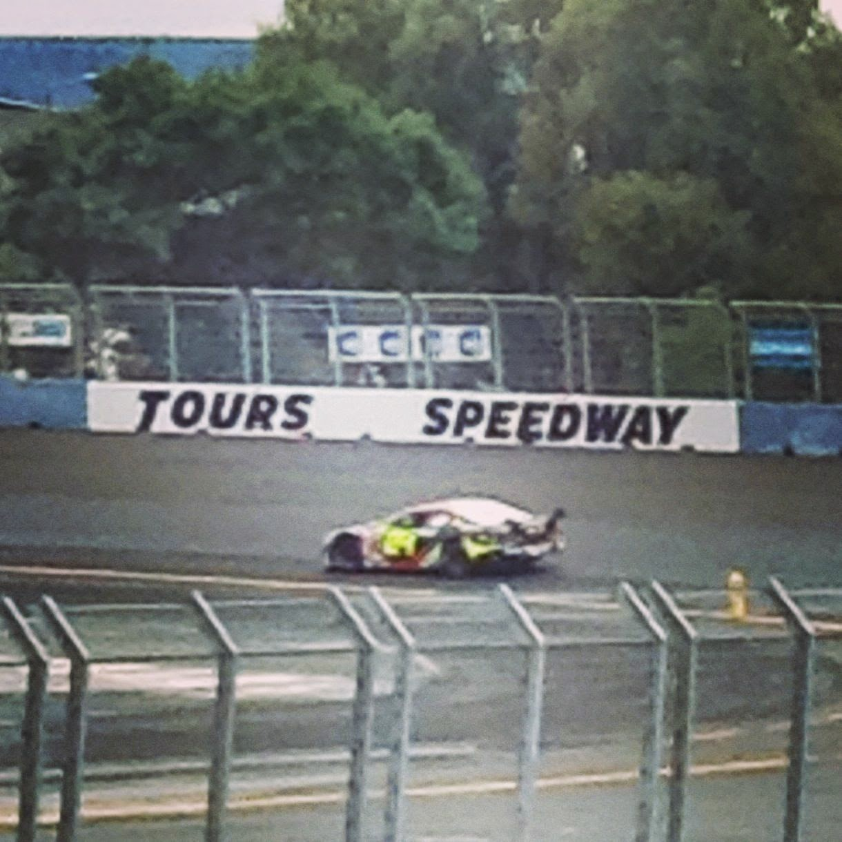 LACN - voyage - tours - nascar - tours speedway - ovale