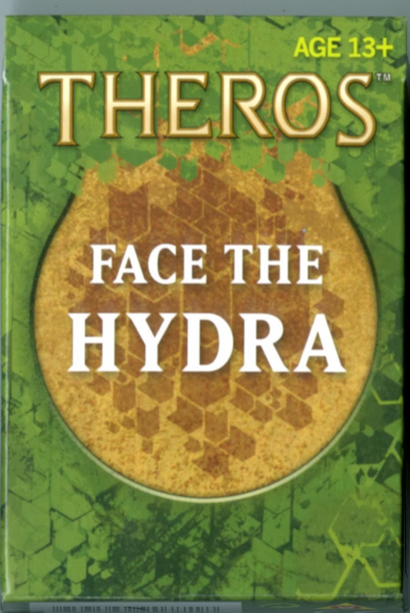 Magic The Gathering Theros Face The Hydra 2013 Initgames