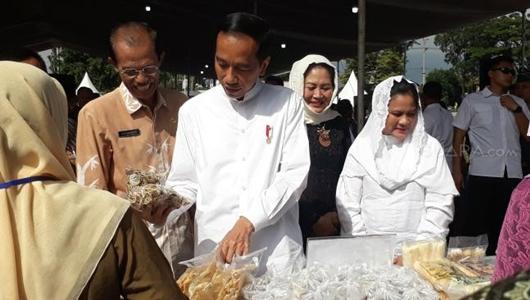 Jokowi Ingin Sertfikasi Halal Bagi UMKM Digratiskan