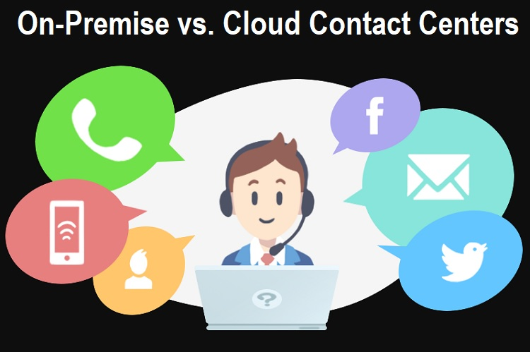 On-Premise vs. Cloud Contact Centers