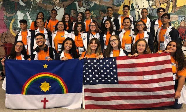 Ganhe o Mundo: 37 estudantes embarcam para os EUA nesta quinta
