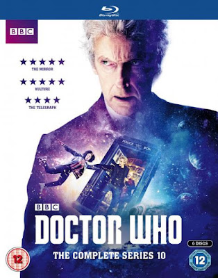 Doctor Who: Complete Series 10: Blu Ray Review