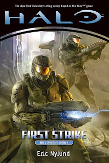 Libro Halo: First Strike