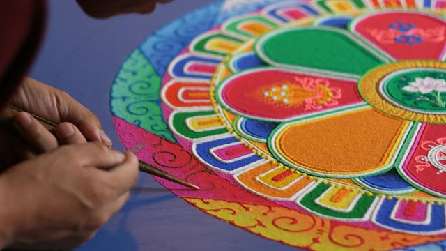 15+ Beautiful Happy Diwali Images With Rangoli Free Download