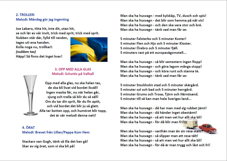 sånghäfte 70 års fest En svensk tiger i Oslo   och lite varstans: Sånghäfte midsommar sånghäfte 70 års fest