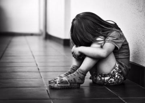 Heart wrecking! Say NO to child abuse