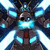 Crossbone Gundam Maoh Satellite Charge Up - Fanart Wallpaper Image
