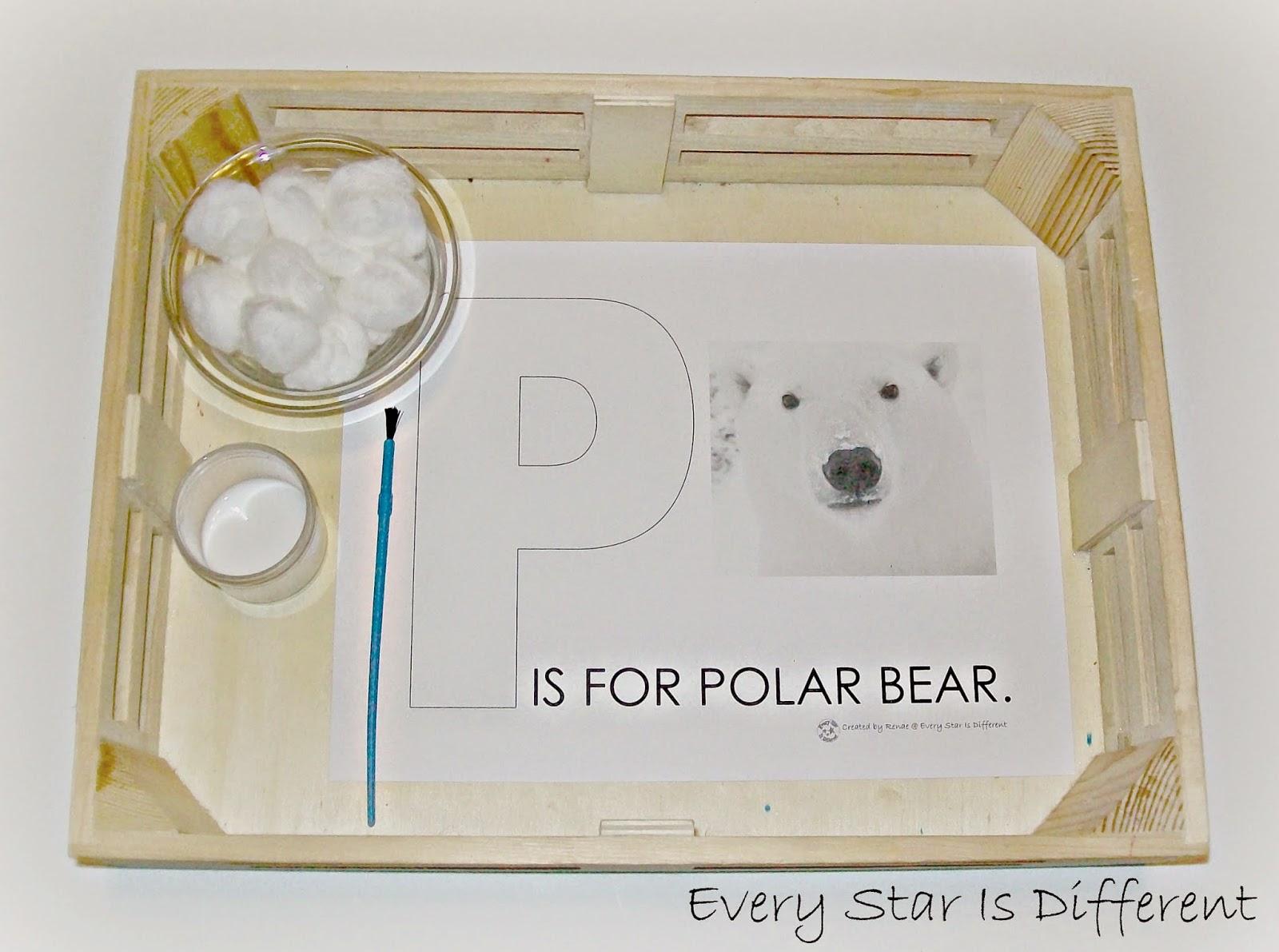 Polar Bear Activities For Tots Amp Preschoolers W Free