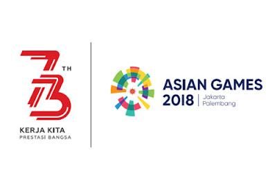 73 tahun Indonesia & Asian Games ke-18 Jakarta-Palembang (finansialku.com)