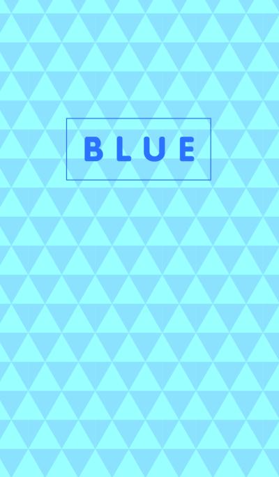 Simple Blue theme