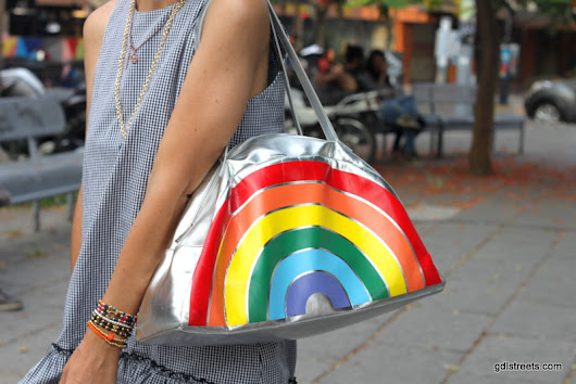 Mexican Fashion and Life Style blog by Maya H: Arcoiris en Libertad