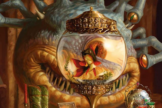 Myconids: The Mystical Mushrooms