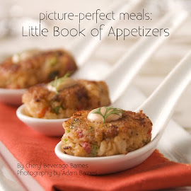 picture-perfect meals: Little Book of Appetizers