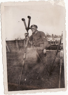 My grandfather, during WWII ~ All Pretty Things