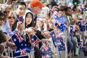 Australia Day Parades