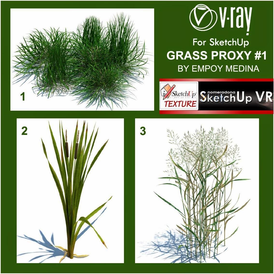 Download proxy vray sketchup