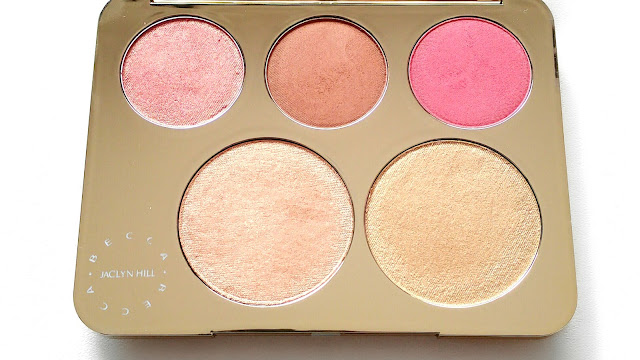 Becca x Jaclyn Hill Champagne Collection Review, Becca x Jaclyn Hill Champagne Collection Swatches, Becca x Jaclyn Hill Champagne Collection Review, Becca x Jaclyn Hill Champagne Collection Face Palette