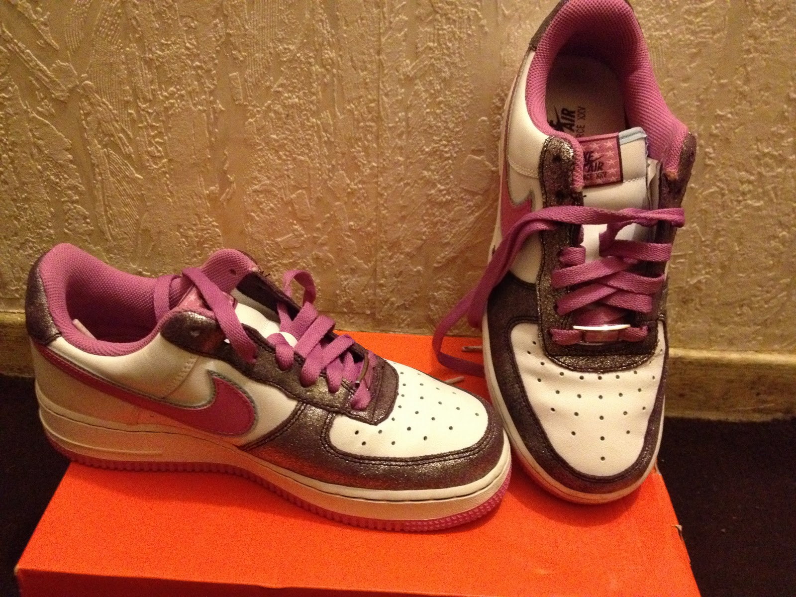 Rose Vide Mon Air Force DressingChaussure Nike OnN0vwm8