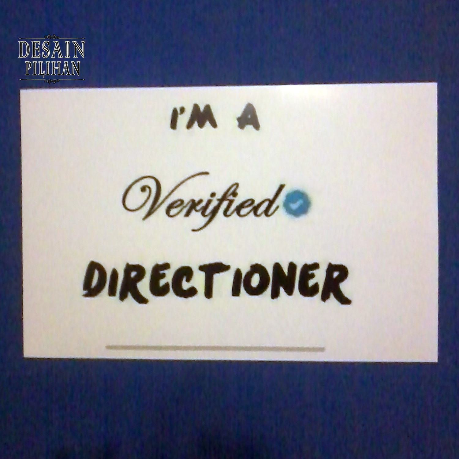 POSTER DIRECTIONER, POSTER FANS ONE DIRECTION