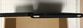 iPadと Wireless Keyboardの比較